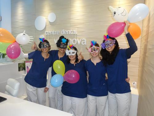El Carnaval de Vilanova I la Geltru 2019 también pasó en Centre Dental Vilanova.